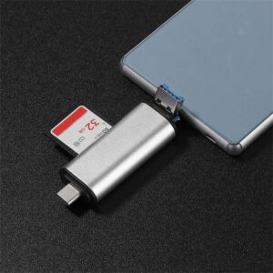 3-in-1 Mobile Card Reader