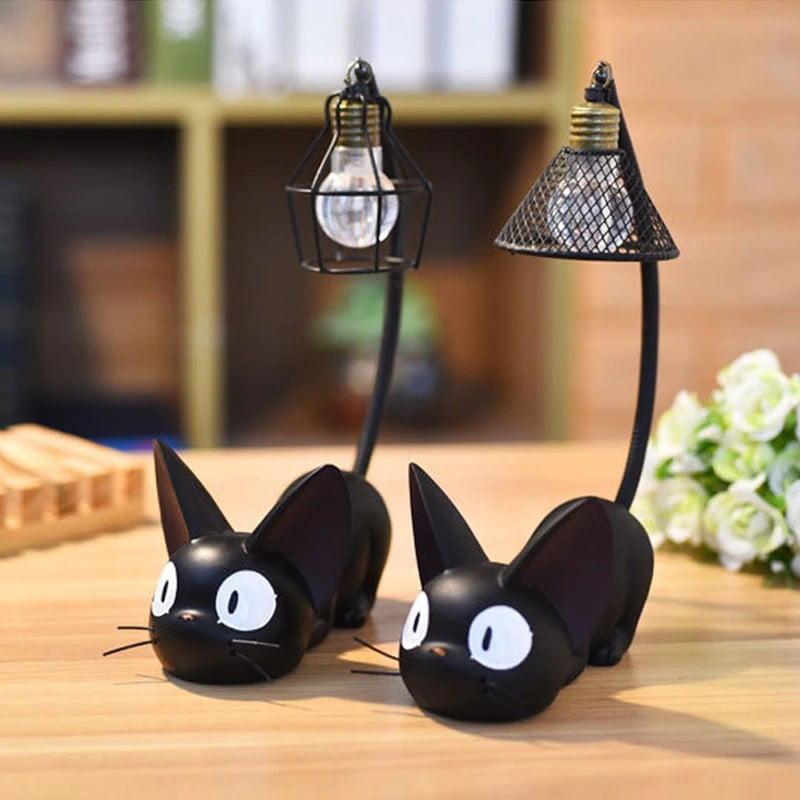 Cartoon Cat Night Light