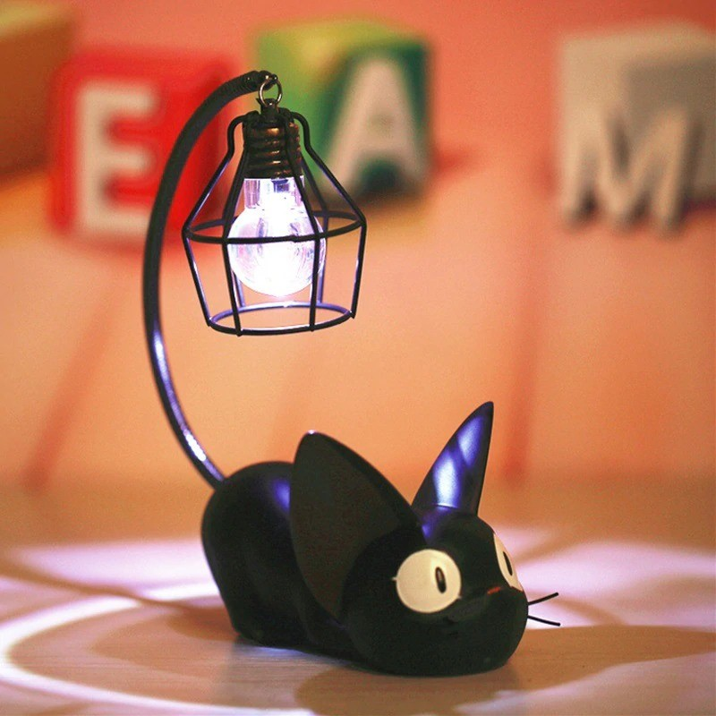 Cartoon Cat Night Light (2)