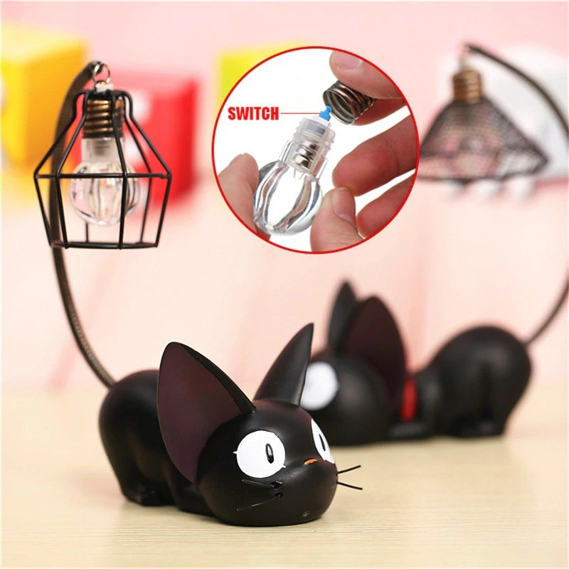 Cartoon Cat Night Light (6)