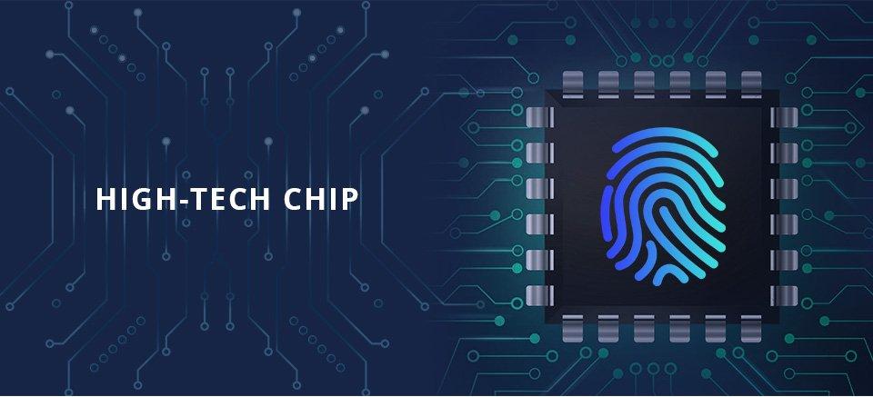 Smart Fingerprint Lock 5