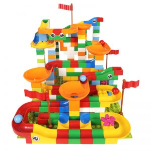 Marble Maze Balls Track Building Block 5