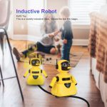 Inductive magical track robot 1