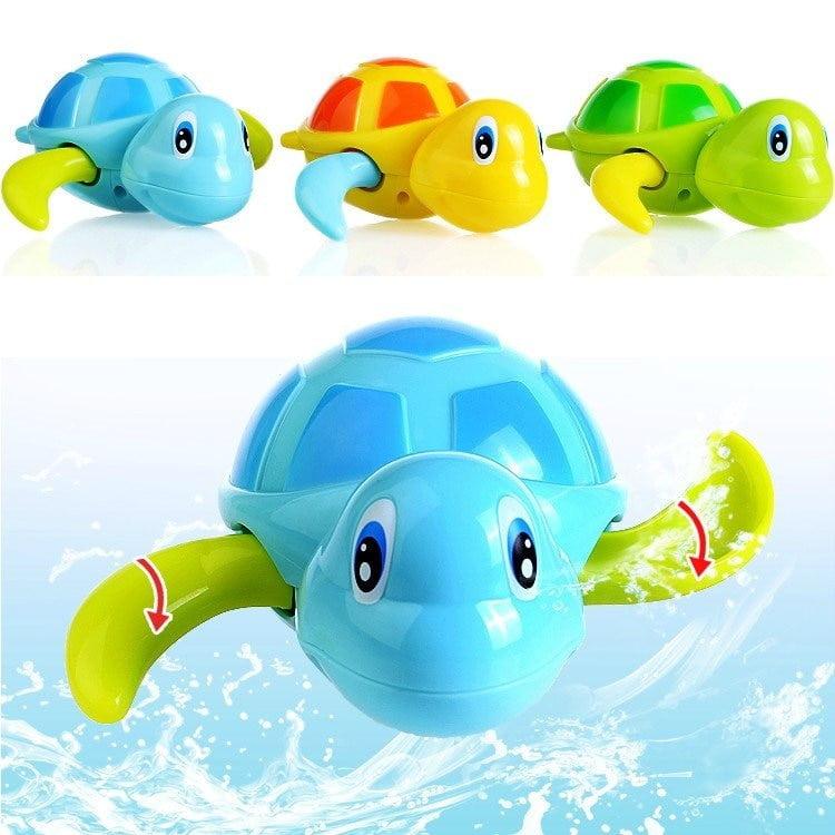 HTB1Q7hLB1uSBuNjSsplq6ze8pXa5 - Cute Tortoise Bath Toys 3PC