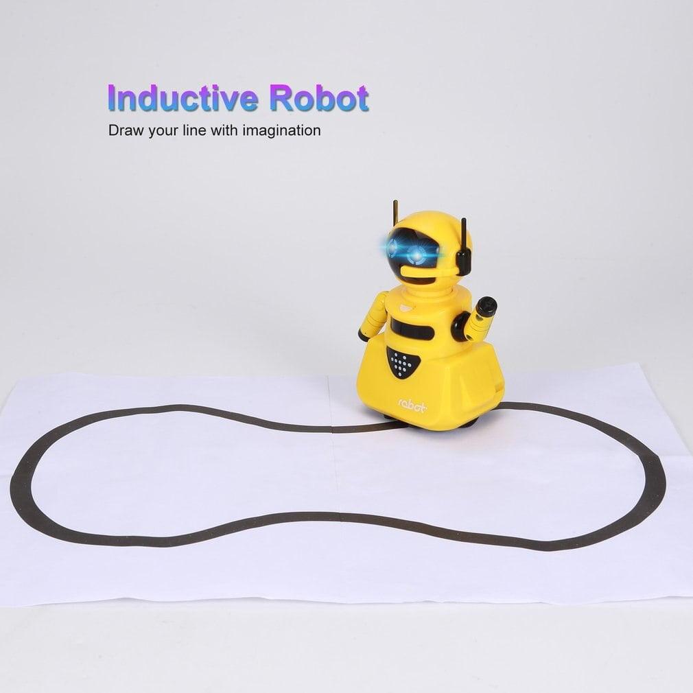 HTB1jmOydSWD3KVjSZSgq6ACxVXav - Inductive magical track robot