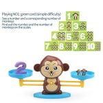 Monkey Balance Scale – Math Game