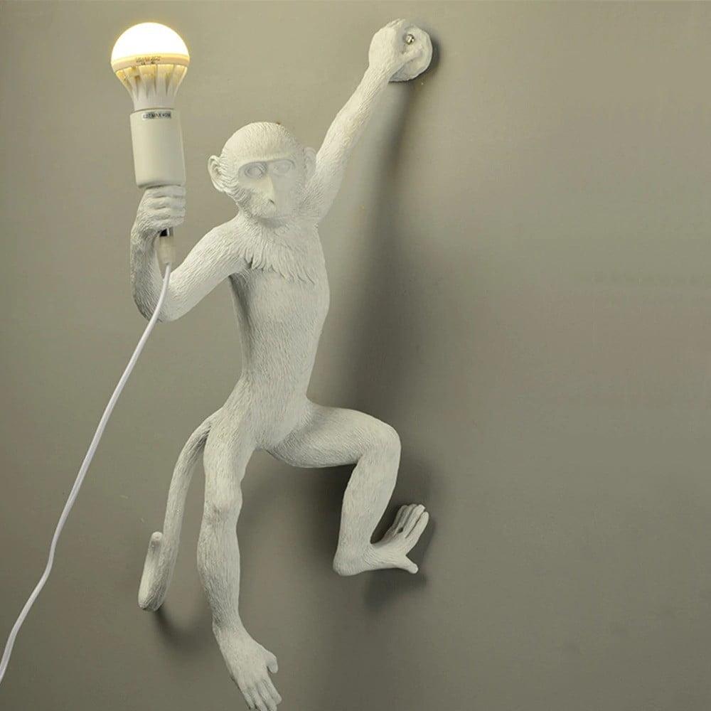 Monkey Lamp Hanging