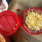 Round Shape Hamburger Press photo review