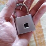 Smart Fingerprint Lock photo review