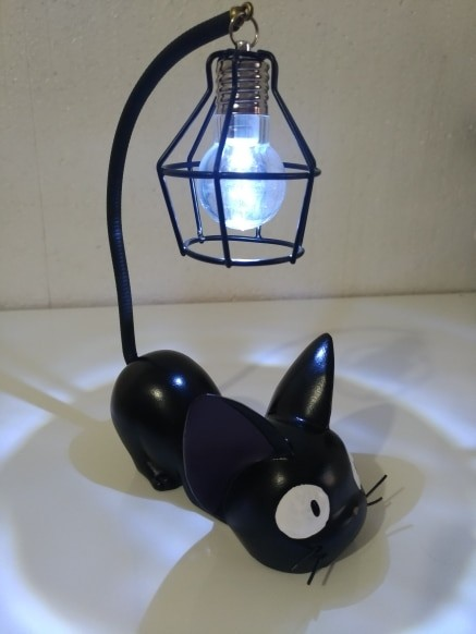 Cartoon Cat Night Light photo review