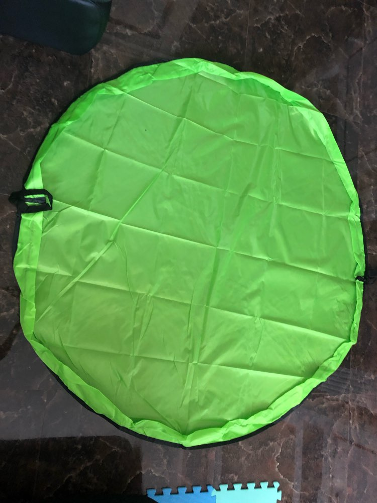 New Portable Kids Toy Storage Bag photo review