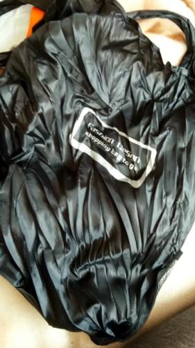 New Portable Folding Disc Bag