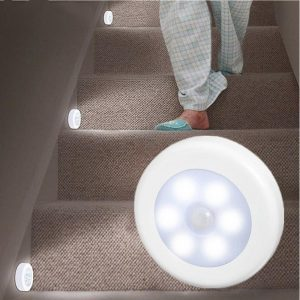Wireless Detector Light Wall Lamp 12