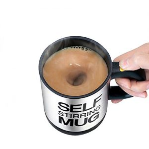 Self Stirring Coffee Mug 5