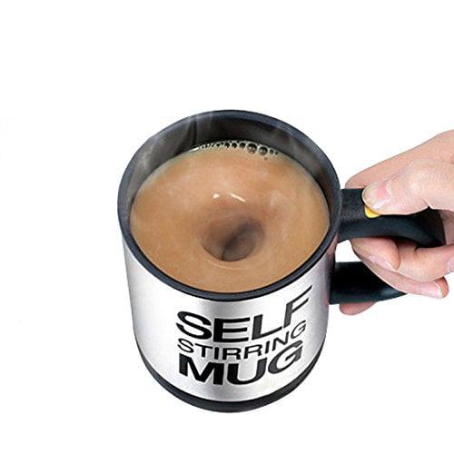 Self Stirring Coffee Mug 3