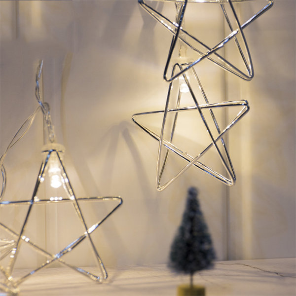 LED Metal String Light 6