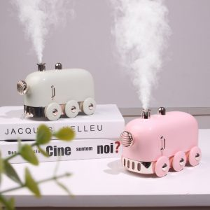 Mini Train Air Humidifier 8