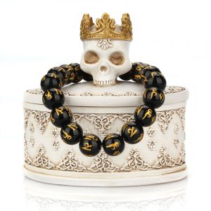 Skull Jewelry Box 7