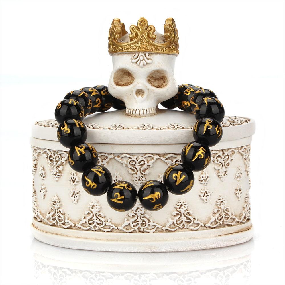 Skull Jewelry Box 10