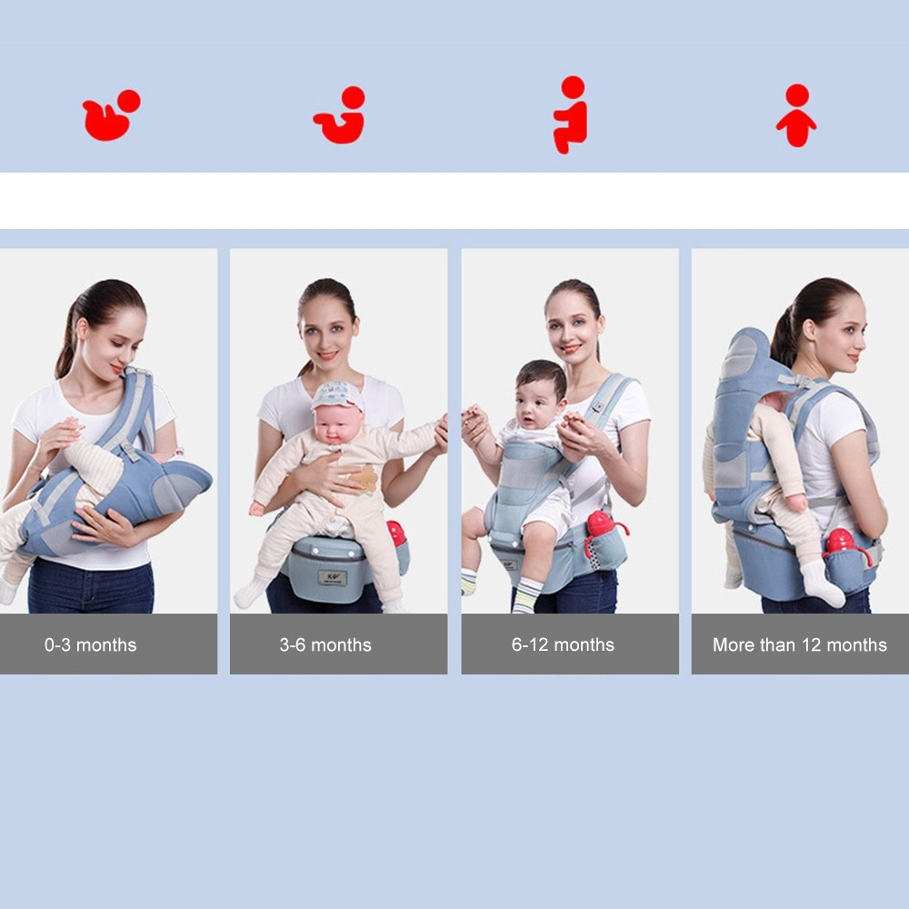 Ergonomic Baby Infant Carrier 1