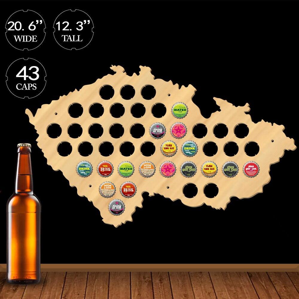 HTB1yIl8oY1YBuNjSszeq6yblFXaH - Beer Cap Map