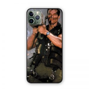 Arnold Commando Bazooka iPhone Case 2