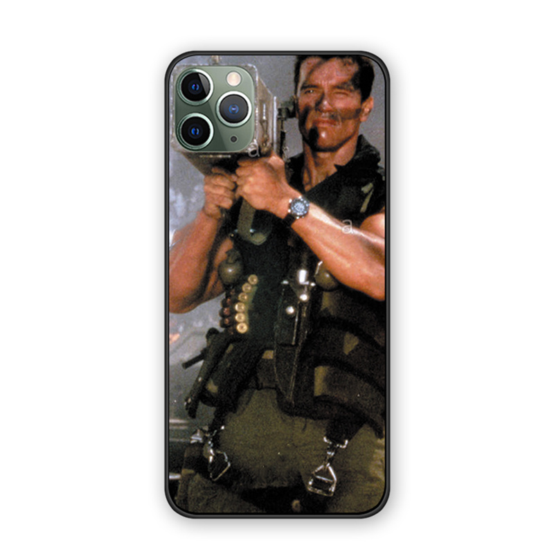Arnold Commando Bazooka iPhone Case 7
