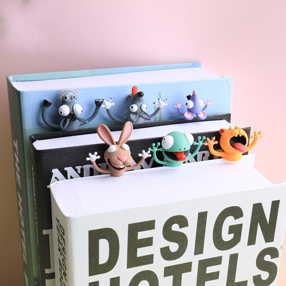 3D Animal Bookmark 3