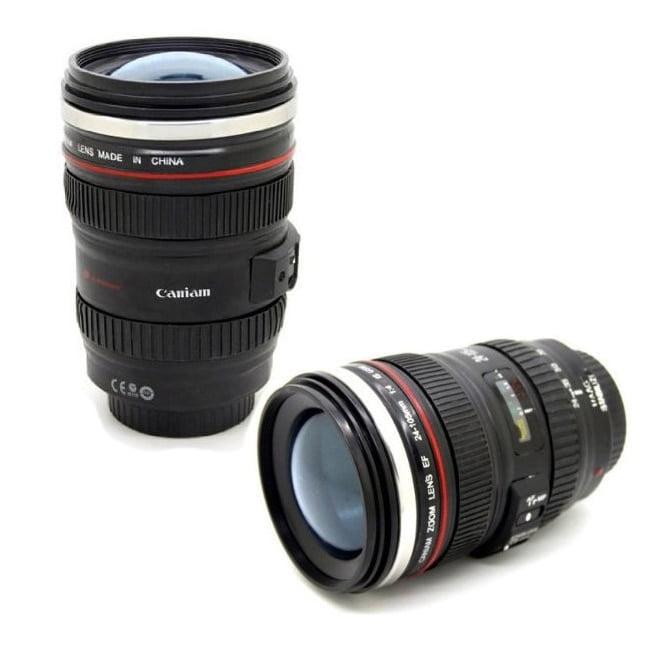 Camera Lens Coffee Mug 3