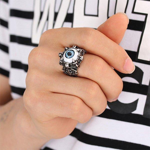 Evil Eye Ring 3