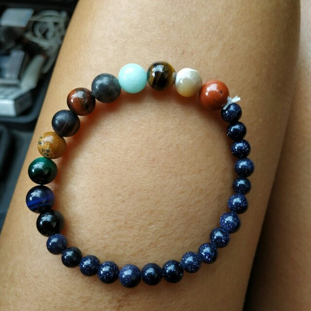 Solar System Bracelet photo review