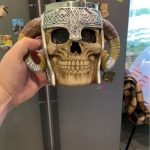 Double Handle Horn Skull Beer Cup photo review