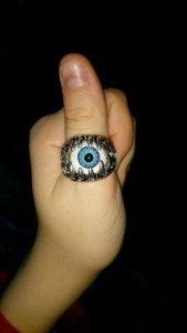 Evil Eye Ring photo review