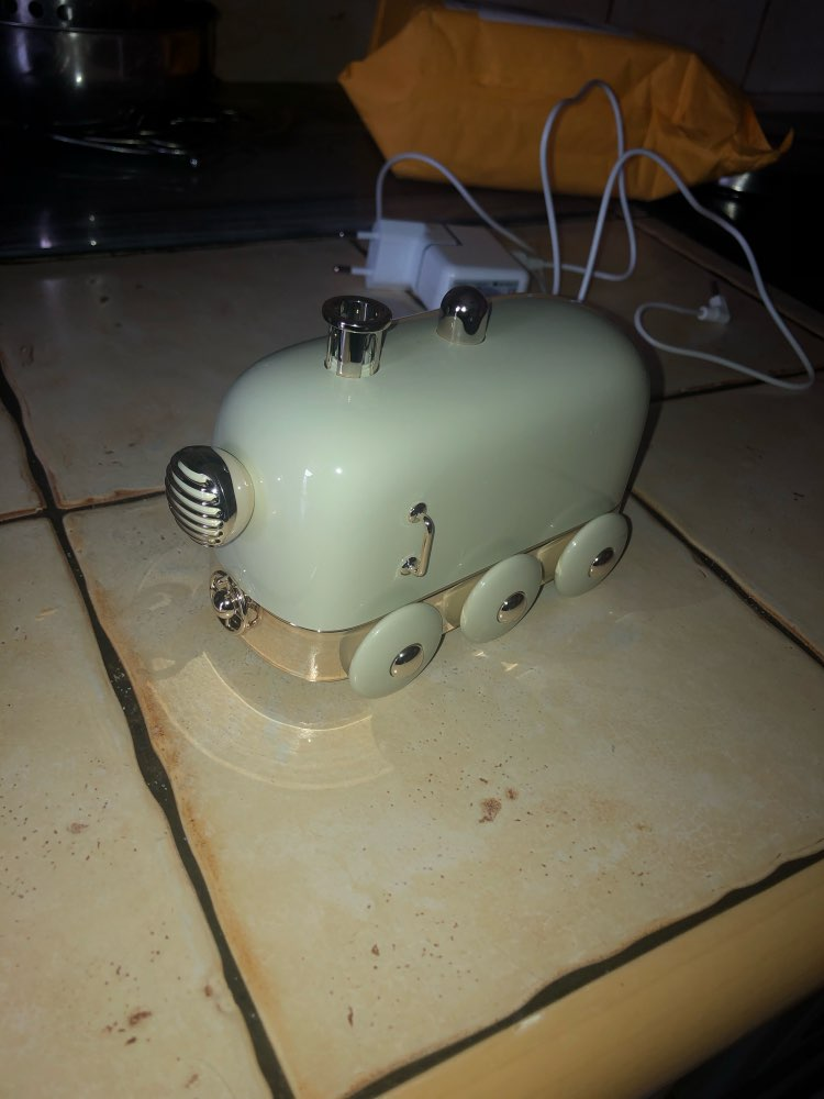 Mini Train Air Humidifier photo review