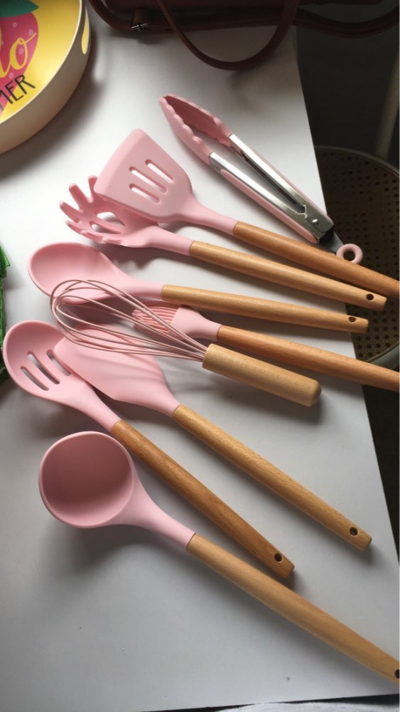 Ultimate Kitchen Utensil Set 12Pcs photo review