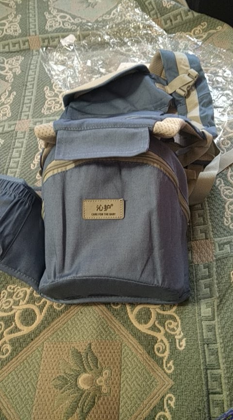 Ergonomic Baby Infant Carrier photo review
