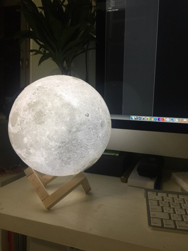 Moon Light photo review