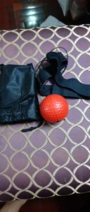 Ultimate Reflex Ball photo review