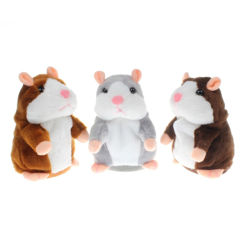 Talking Hamster Toy 1