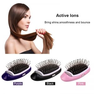 Ionic Anti-Frizz Hair Brush  #1 Best Selling 2