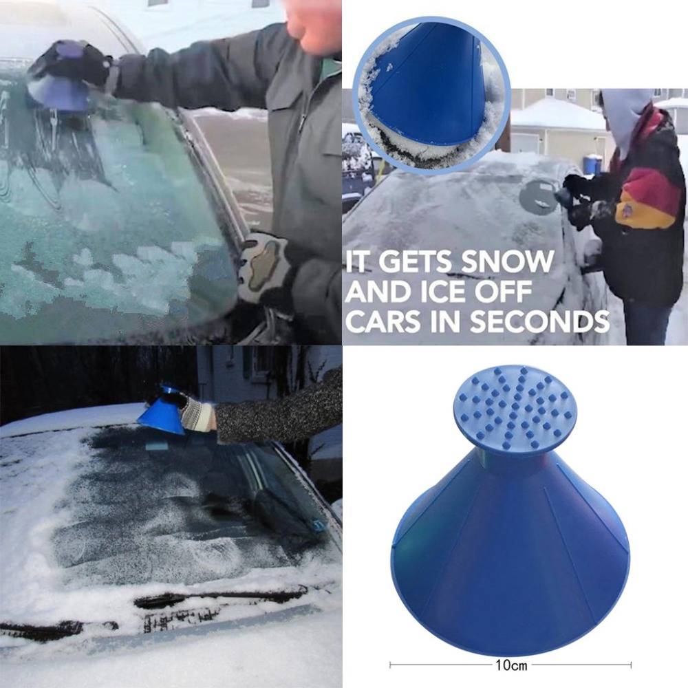 Magical Car Ice Scraper 60%Off! 7