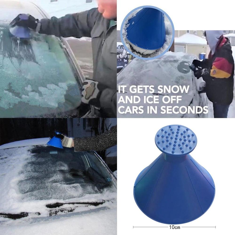 Magical Car Ice Scraper 60%Off! 5