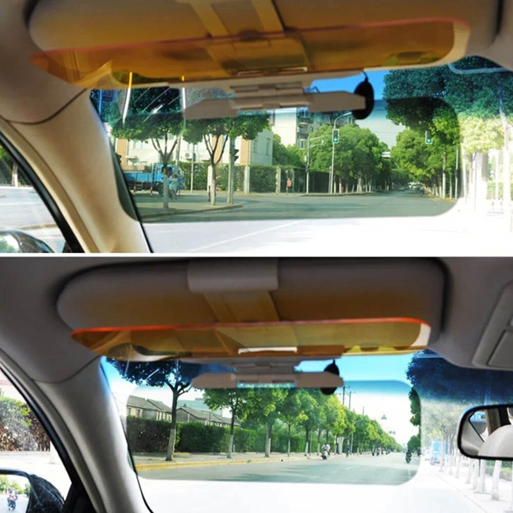 HD Vision Car Sun Visor