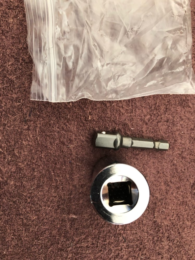 Multi Function Magical Grip Socket (7-19mm) photo review