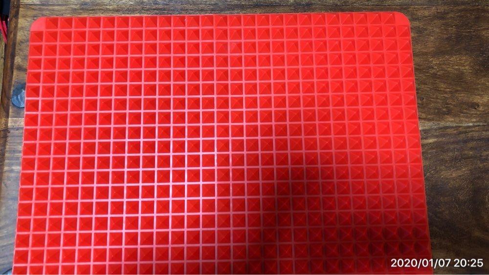 Pyramid Pan™ Silicone Baking Mat photo review
