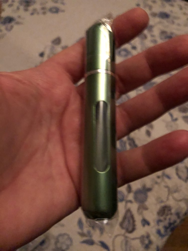 Refillable Perfume Atomizer photo review