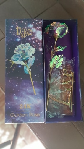 Galaxy Rose #1 Best Selling photo review