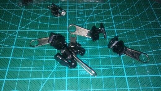 FixaZip™ Multi-function Instant Zipper Head (6 Pack) photo review
