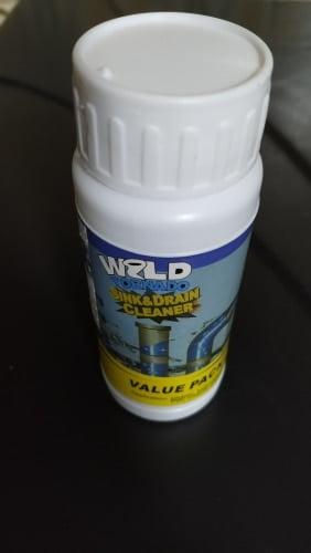 Wild Tornado™ Powerful Sink & Drain Cleaner photo review