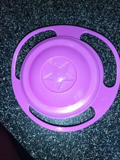 Spill-Proof Baby Gyro Bowl photo review